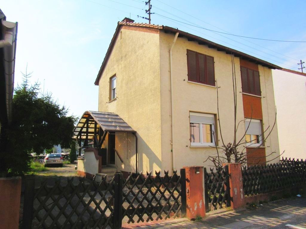 Bekannt Immobilien - Beindersheim - sanierungsbedürftiges Einfamilienhaus IM65
