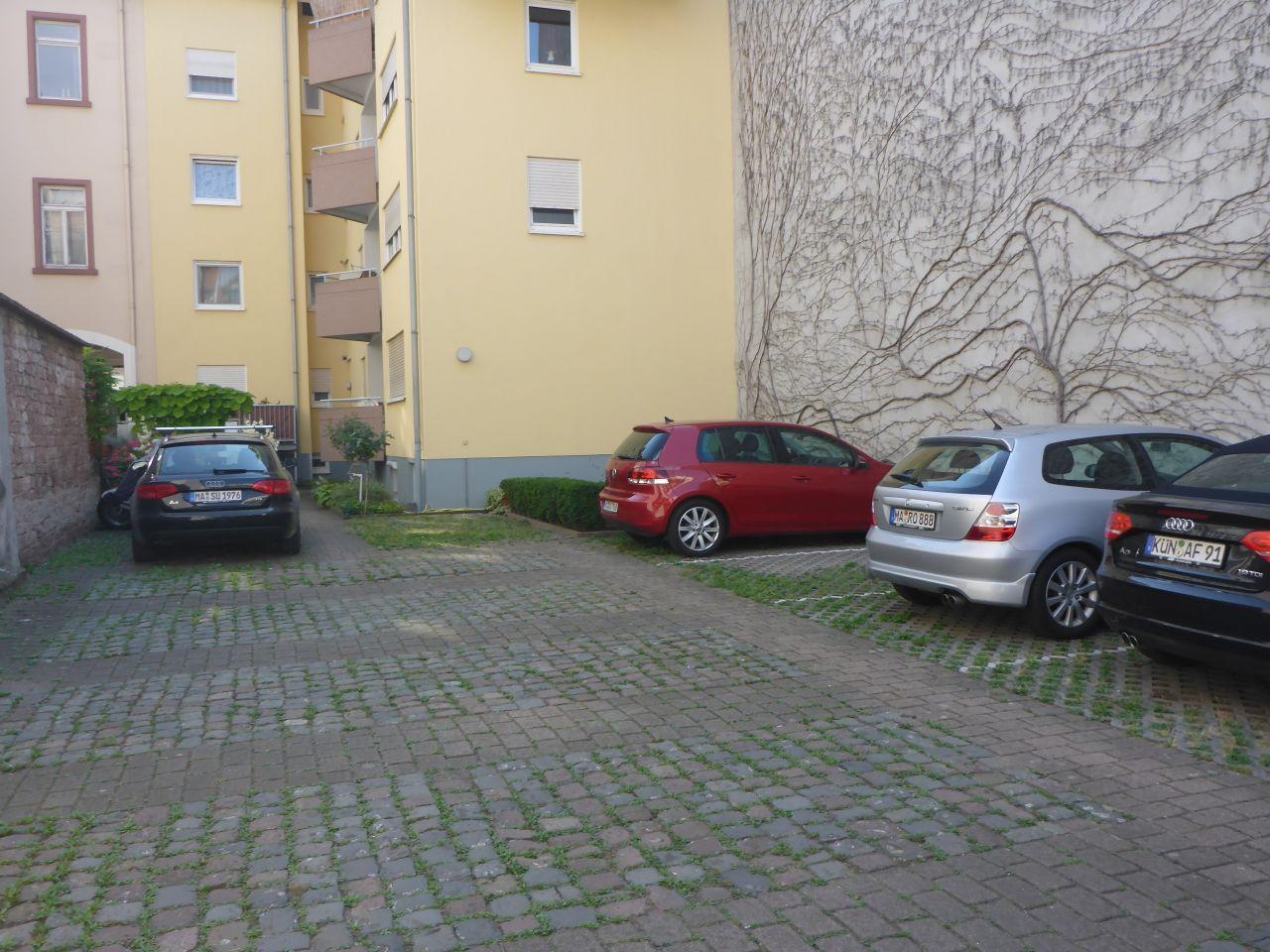 Parkplätze In Mannheim